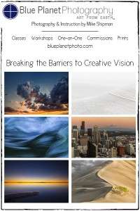 Let's break barriers together. Photography classes, workshops, and one-on-one instruction.